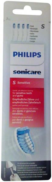 sonicare Sensitive Ersatzbürsten