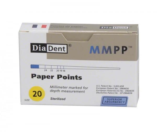 DiaDent® Papierspitzen